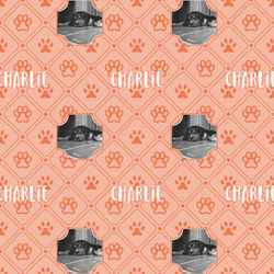 Pet Photo Wrapping Paper (Personalized)