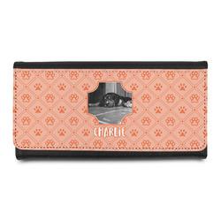 Pet Photo Leatherette Ladies Wallet (Personalized)