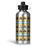 Poop Emoji Water Bottle - Aluminum - 20 oz (Personalized)