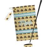 Poop Emoji Golf Towel Gift Set (Personalized)