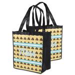 Poop Emoji Grocery Bag (Personalized)