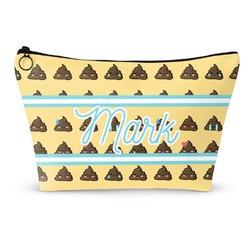 Poop Emoji Makeup Bags (Personalized)