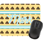 Poop Emoji Mouse Pads (Personalized)