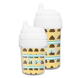 Poop Emoji Sippy Cup (Personalized)