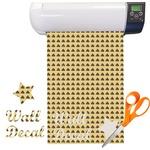Poop Emoji Vinyl Sheet (Re-position-able)