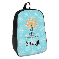 Sundance Yoga Studio Kids Backpack (Personalized)