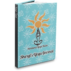 Sundance Yoga Studio Hardbound Journal (Personalized)