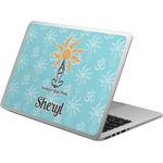 Sundance Yoga Studio Laptop Skin - Custom Sized w/ Name or Text