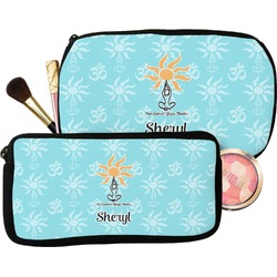 Sundance Yoga Studio Makeup / Cosmetic Bag (Personalized)