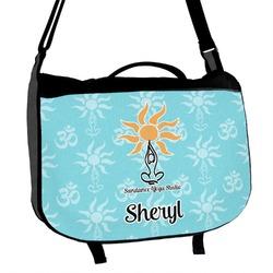 Sundance Yoga Studio Messenger Bag (Personalized)