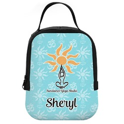 Sundance Yoga Studio Neoprene Lunch Tote (Personalized)
