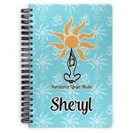 Sundance Yoga Studio Spiral Bound Notebook (Personalized)