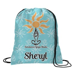 Sundance Yoga Studio Drawstring Backpack (Personalized)