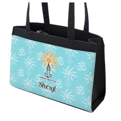 Sundance Yoga Studio Zippered Everyday Tote (Personalized)