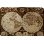 Vintage World Map Comfort Mat