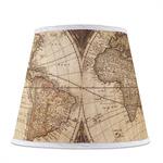 Vintage World Map Empire Lamp Shade