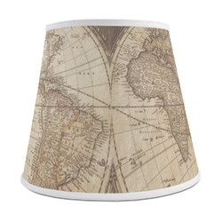 Vintage World Map Empire Lamp Shade