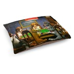 Dogs Playing Poker by C.M.Coolidge Dog Bed