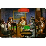 Dogs Playing Poker 1903 C.M.Coolidge Comfort Mat