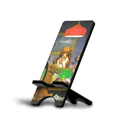 Dogs Playing Poker by C.M.Coolidge Cell Phone Stands