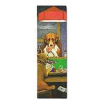 Dogs Playing Poker 1903 C.M.Coolidge Runner Rug - 3.66'x8'