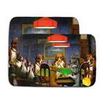 Dogs Playing Poker 1903 C.M.Coolidge Memory Foam Bath Mat