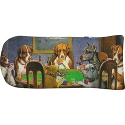 Dogs Playing Poker 1903 C.M.Coolidge Putter Cover
