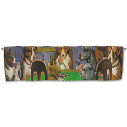 Dogs Playing Poker by C.M.Coolidge Valance