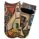 Mediterranean Landscape by Pablo Picasso Adult Ankle Socks