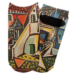Mediterranean Landscape by Pablo Picasso Adult Ankle Socks