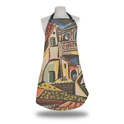 Mediterranean Landscape by Pablo Picasso Apron