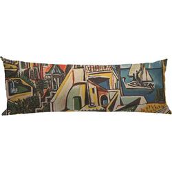 Mediterranean Landscape by Pablo Picasso Body Pillow Case