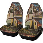 Mediterranean Landscape by Pablo Picasso Car Seat Covers (Set of Two)