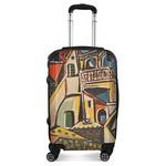 Mediterranean Landscape by Pablo Picasso Suitcase