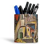 Mediterranean Landscape by Pablo Picasso Ceramic Pen Holder