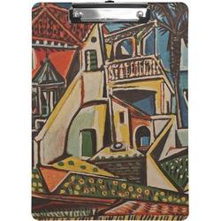 Mediterranean Landscape by Pablo Picasso Clipboard