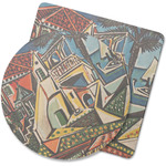 Mediterranean Landscape by Pablo Picasso Rubber Backed Coaster