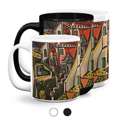 Mediterranean Landscape by Pablo Picasso Coffee Mugs