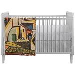 Mediterranean Landscape by Pablo Picasso Crib Comforter / Quilt