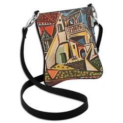 Mediterranean Landscape by Pablo Picasso Cross Body Bag - 2 Sizes