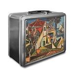 Mediterranean Landscape by Pablo Picasso Lunch Box