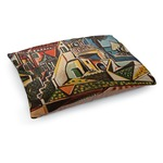 Mediterranean Landscape by Pablo Picasso Dog Bed