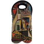 Mediterranean Landscape by Pablo Picasso Wine Tote Bag (2 Bottles)