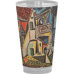 Mediterranean Landscape by Pablo Picasso Drinking / Pint Glass