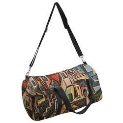 Mediterranean Landscape by Pablo Picasso Duffel Bag - Multiple Sizes