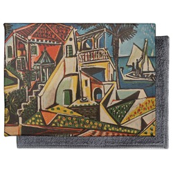 Mediterranean Landscape by Pablo Picasso Microfiber Screen Cleaner