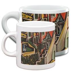 Mediterranean Landscape by Pablo Picasso Espresso Cups