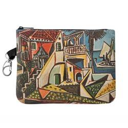 Mediterranean Landscape by Pablo Picasso Golf Accessories Bag