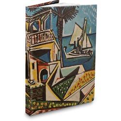 Mediterranean Landscape by Pablo Picasso Hardbound Journal