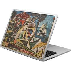 Mediterranean Landscape by Pablo Picasso Laptop Skin - Custom Sized